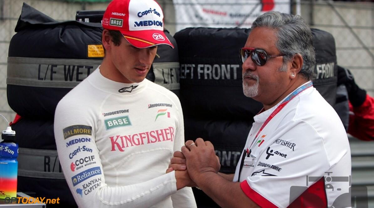 Fisichella en Sutil niet zeker van plek bij Force India