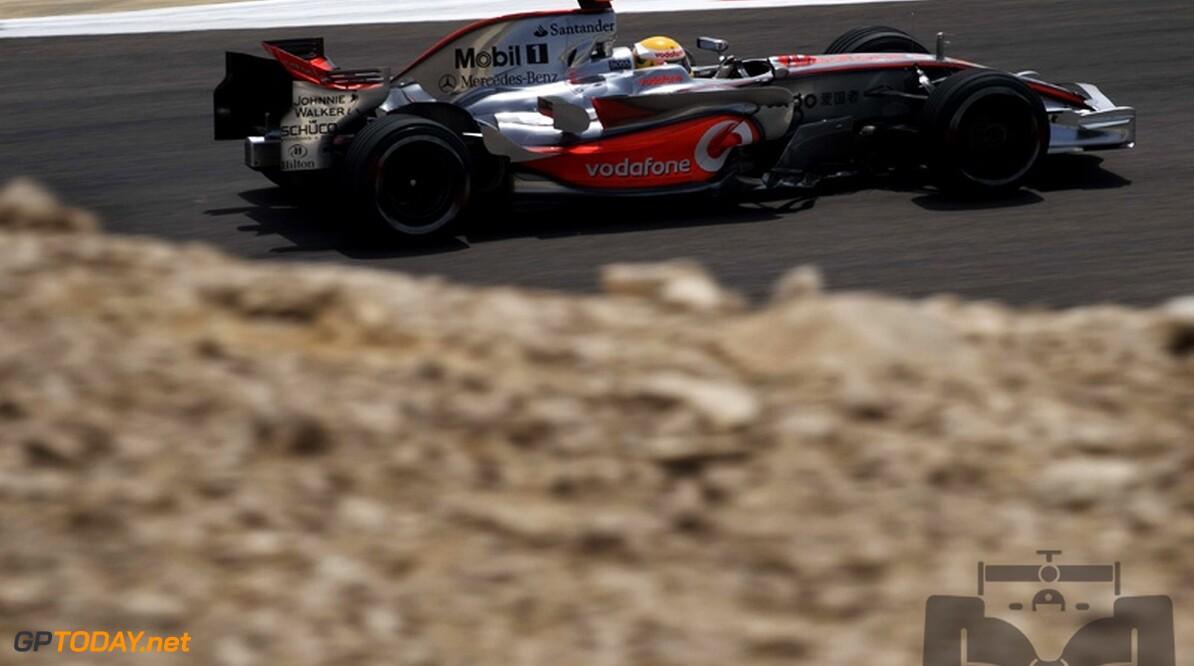 Villeneuve en Frentzen geen fan van Hamilton