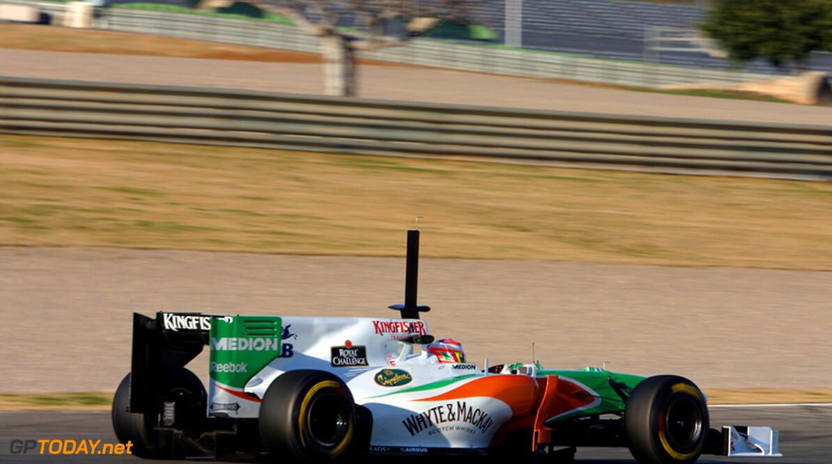 """Di Resta: """"Maakte me wel eens zorgen over route naar Formule 1"""""""