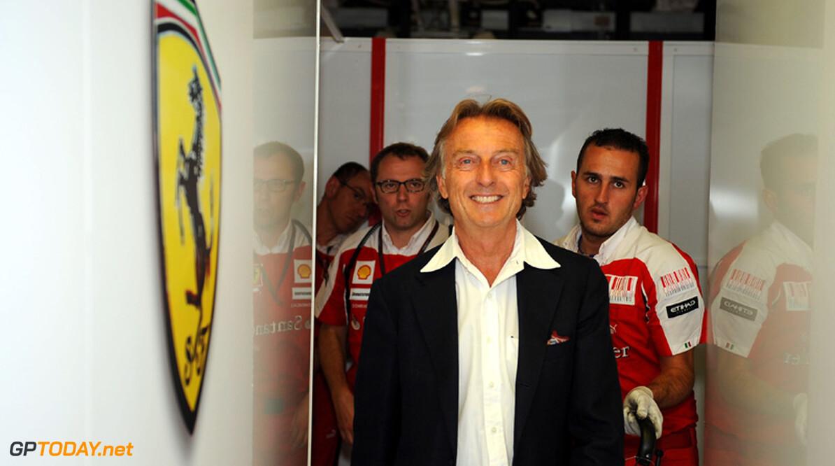 Di Montezemolo hints at end of an era at Ferrari