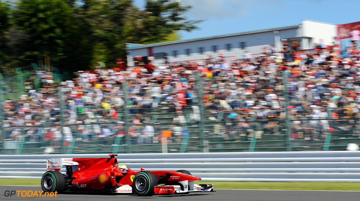 Ferrari spreekt volledige steun voor Massa uit