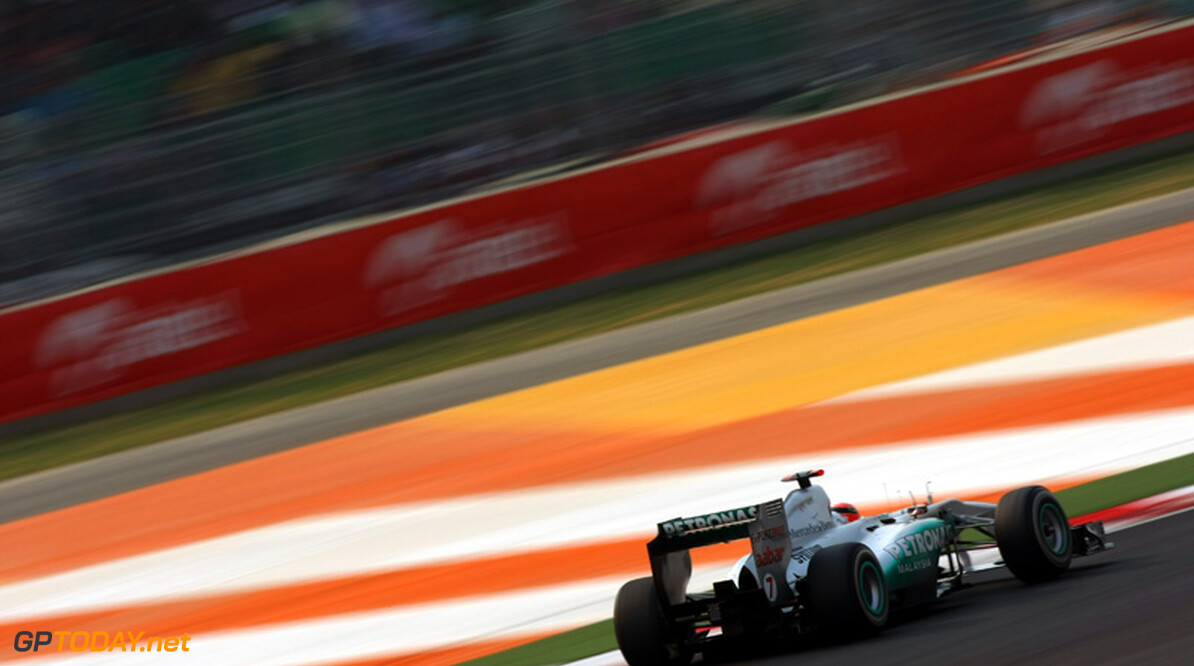 Mercedes teams up with Bharti Airtel for Indian Grand Prix