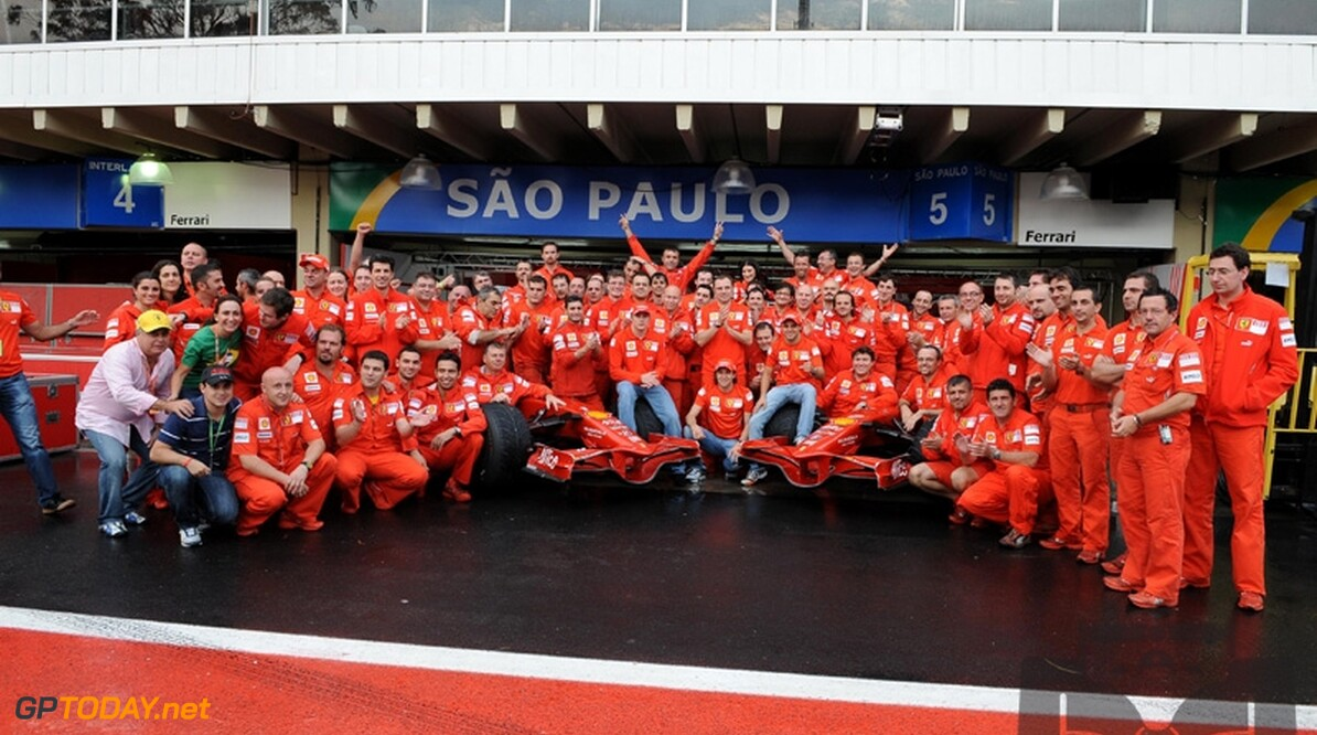 Ferrari wil nieuw puntensysteem
