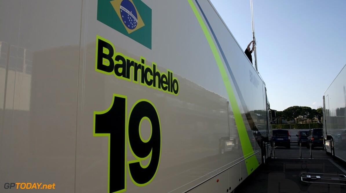 Barrichello niet verzekerd van Brawn GP-stoeltje