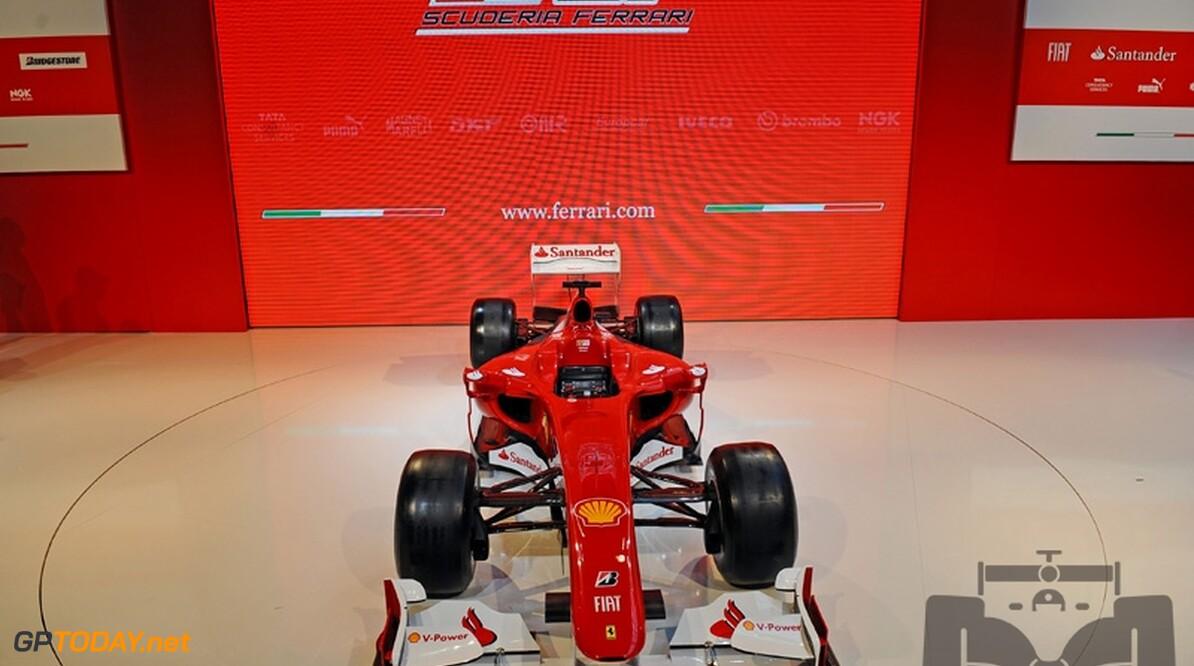 Ferrari nog niet klaar met eigen versie van F-duct