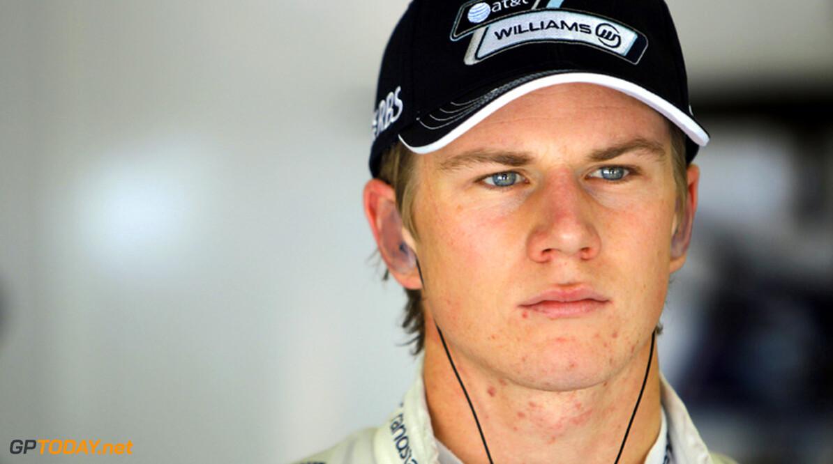 """Hülkenberg: """"Ik ben er zeker van dat ik in de Formule 1 blijf"""""""