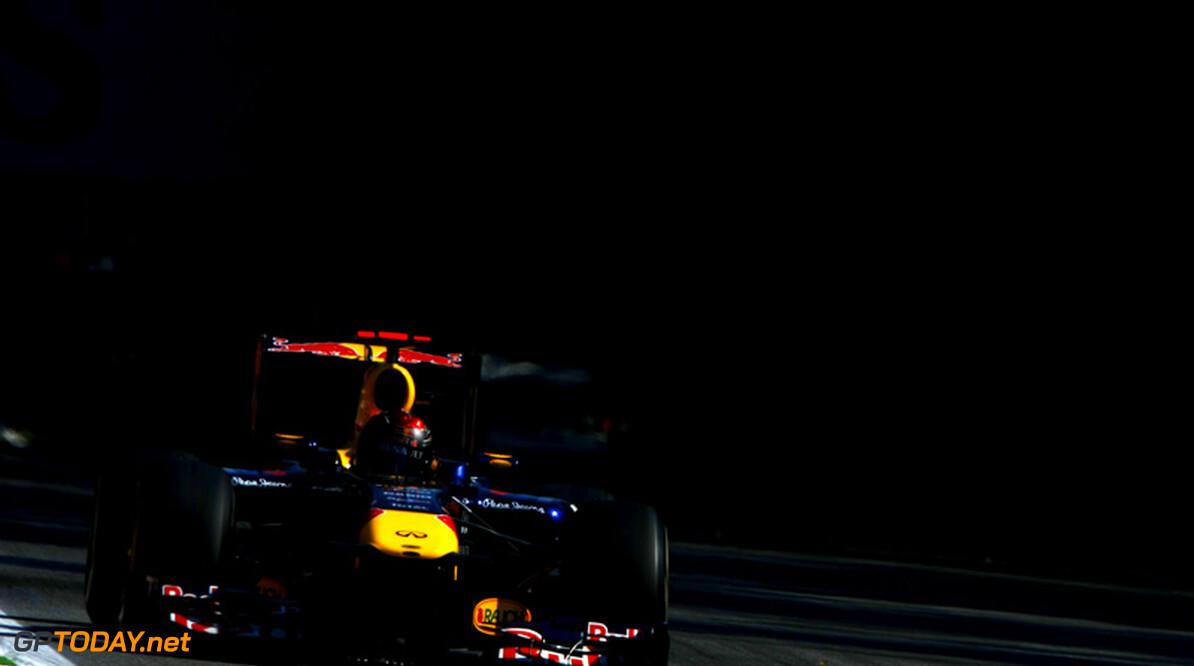 Sebastian Vettel ziet titel dichterbij komen na zege in Monza