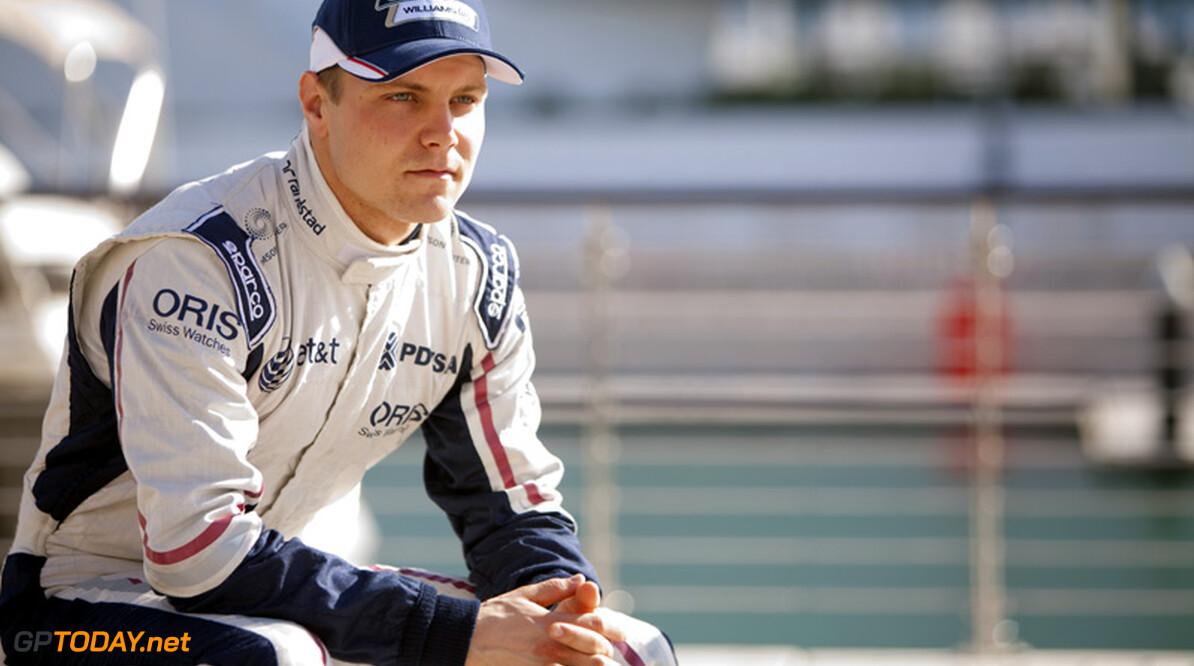 Valtteri Bottas test volgende week in Barcelona voor Williams