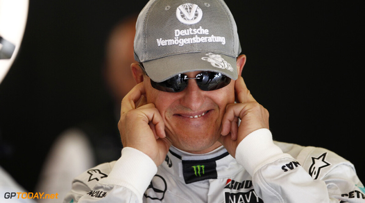 "Todt: ""Schumacher can lead a normal life again"""