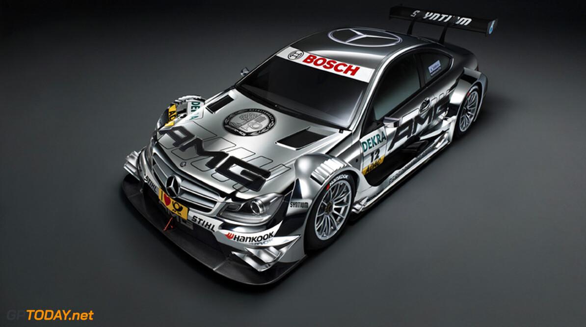Mercedes GP betrekt AMG in officiële teamnaam voor 2012