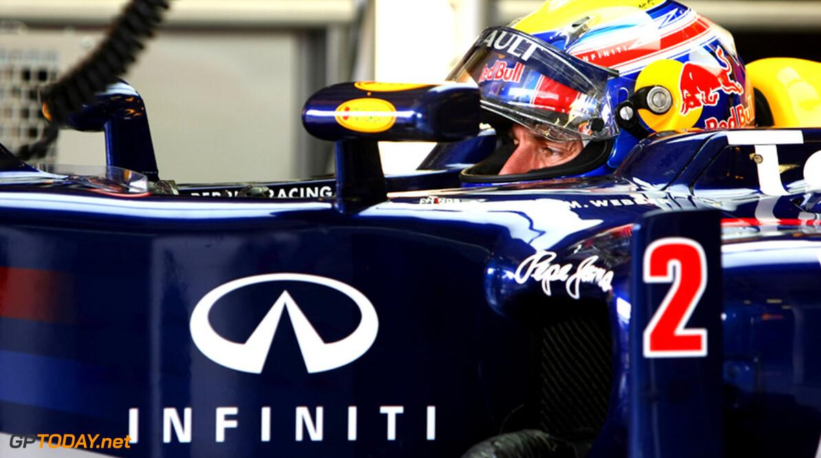 """Webber: """"Vorig jaar was mijn laatste kans om kampioen te worden"""""""