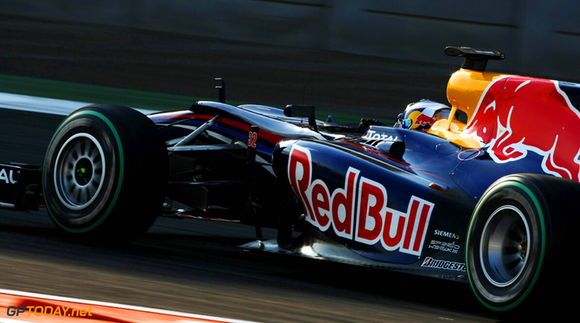 Abu Dhabi dag 1: Ricciardo met Red Bull Racing ongenaakbaar