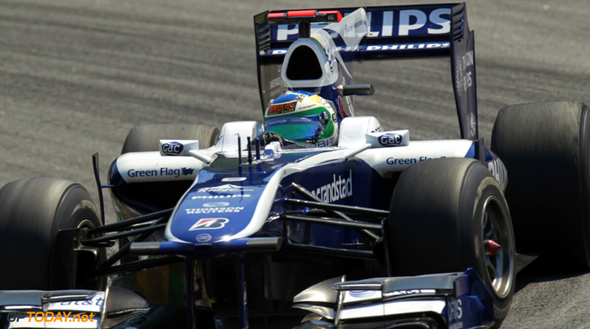 """Rubens Barrichello: """"Mijn toekomst hangt af van Williams"""""""