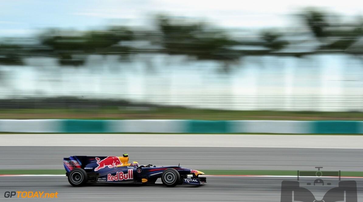 Red Bull Racing verlengt contract met Renault tot eind 2012