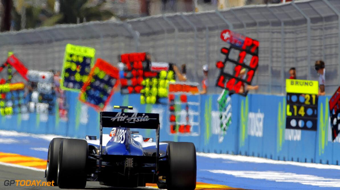 Williams verhoogt de verwachtingen voor Cosworth voor 2011