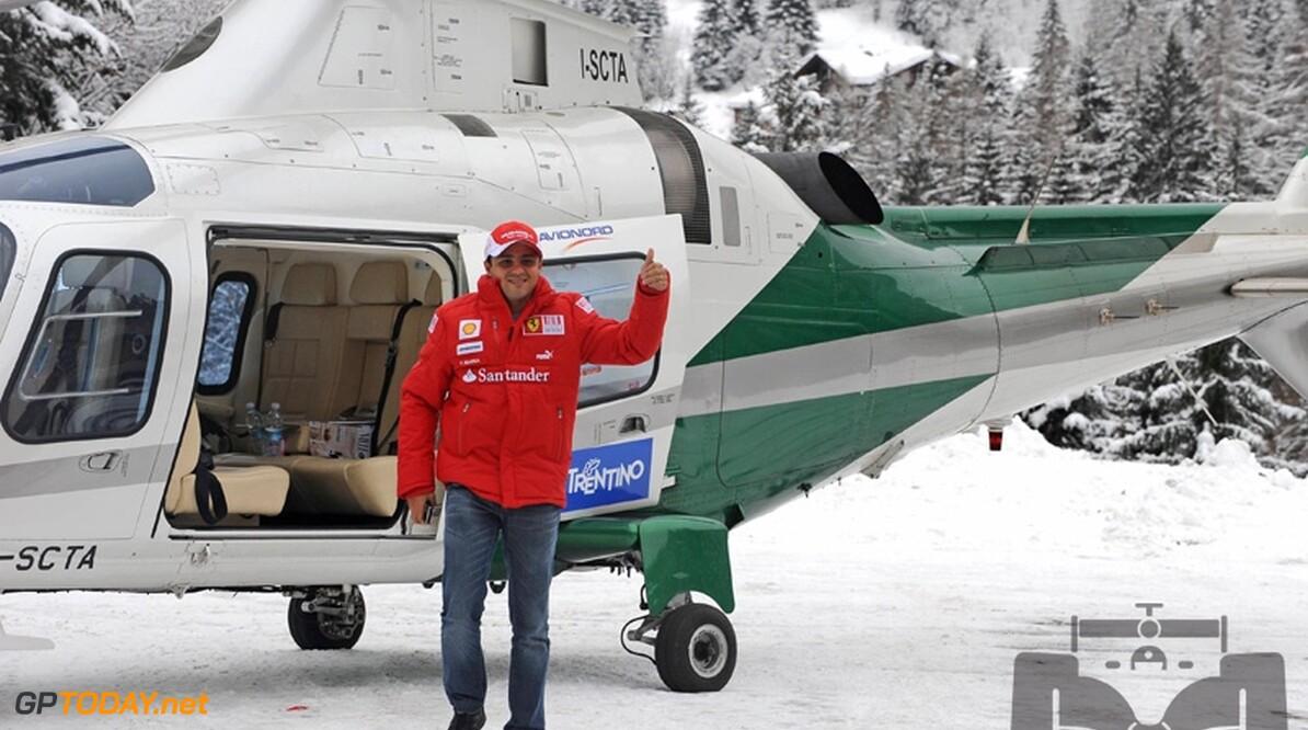 "Massa: ""Sprak al meer met Alonso dan in drie jaar met Kimi"""