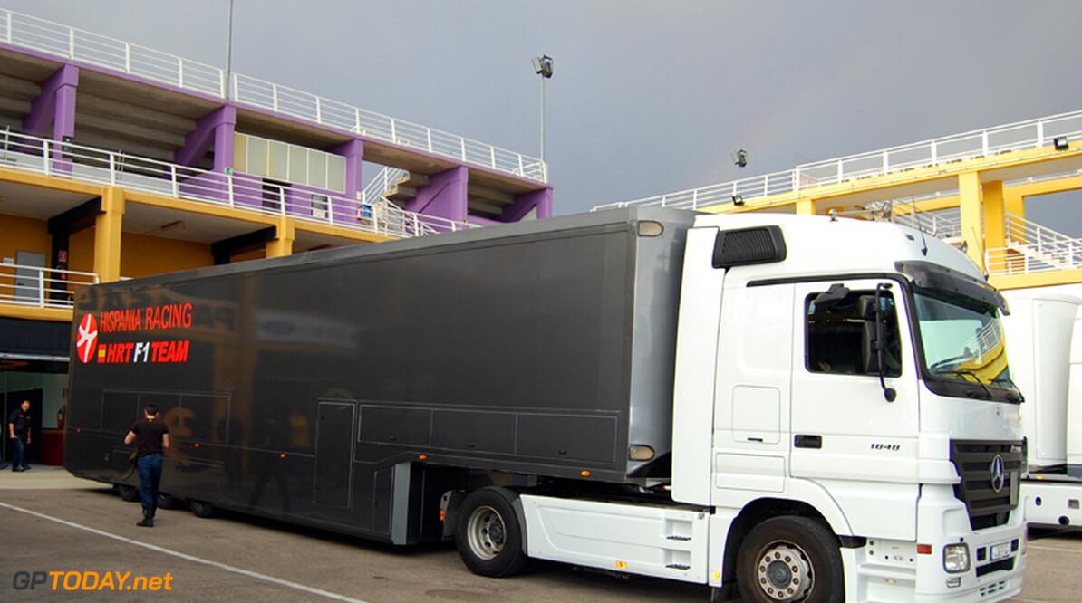 Hispania Racing leeft bestelling voor nieuwe trucks niet na