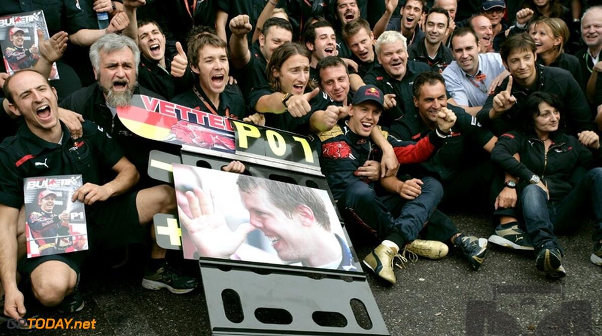 Vettel niet sentimenteel bij laatste race voor Toro Rosso