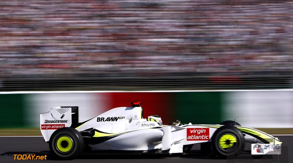 Button en Brawn GP nog niet eens over jaarsalaris