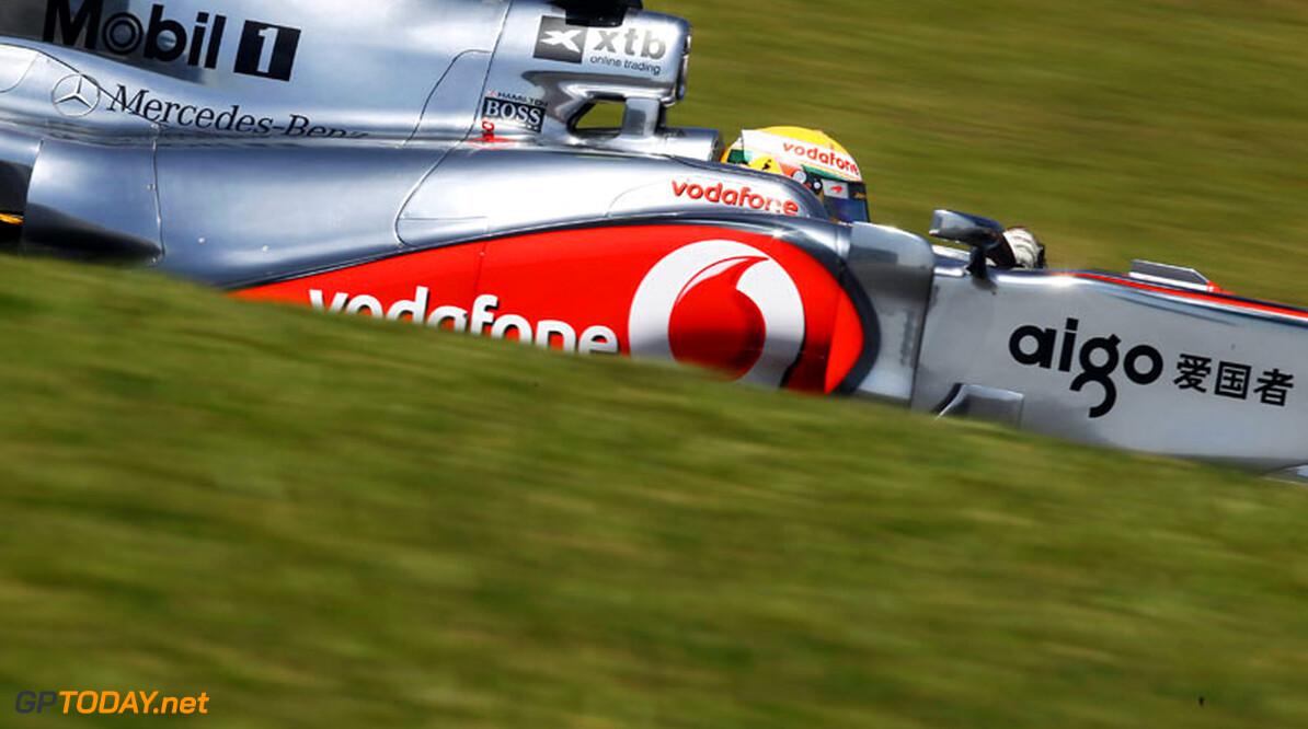 """Hamilton: """"Ik kan niet wachten op finale in Abu Dhabi"""""""