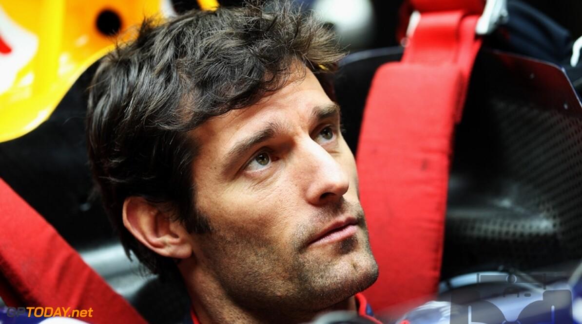"""Mark Webber tevreden: """"Ik heb alles gegeven"""""""