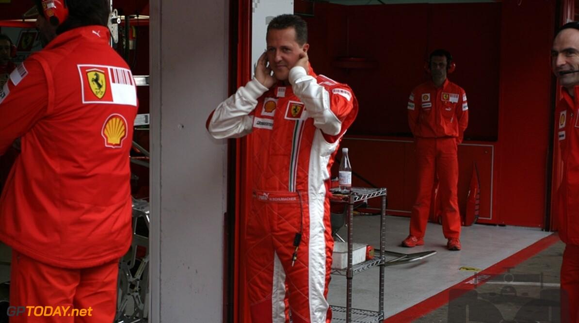 """Michael Schumacher: """"Wat een finale!"""""""