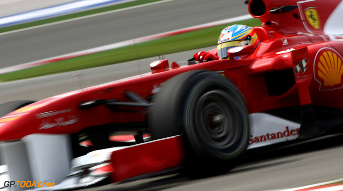 Alonso verwacht dat Ferrari goed uit te verf komt in Canada