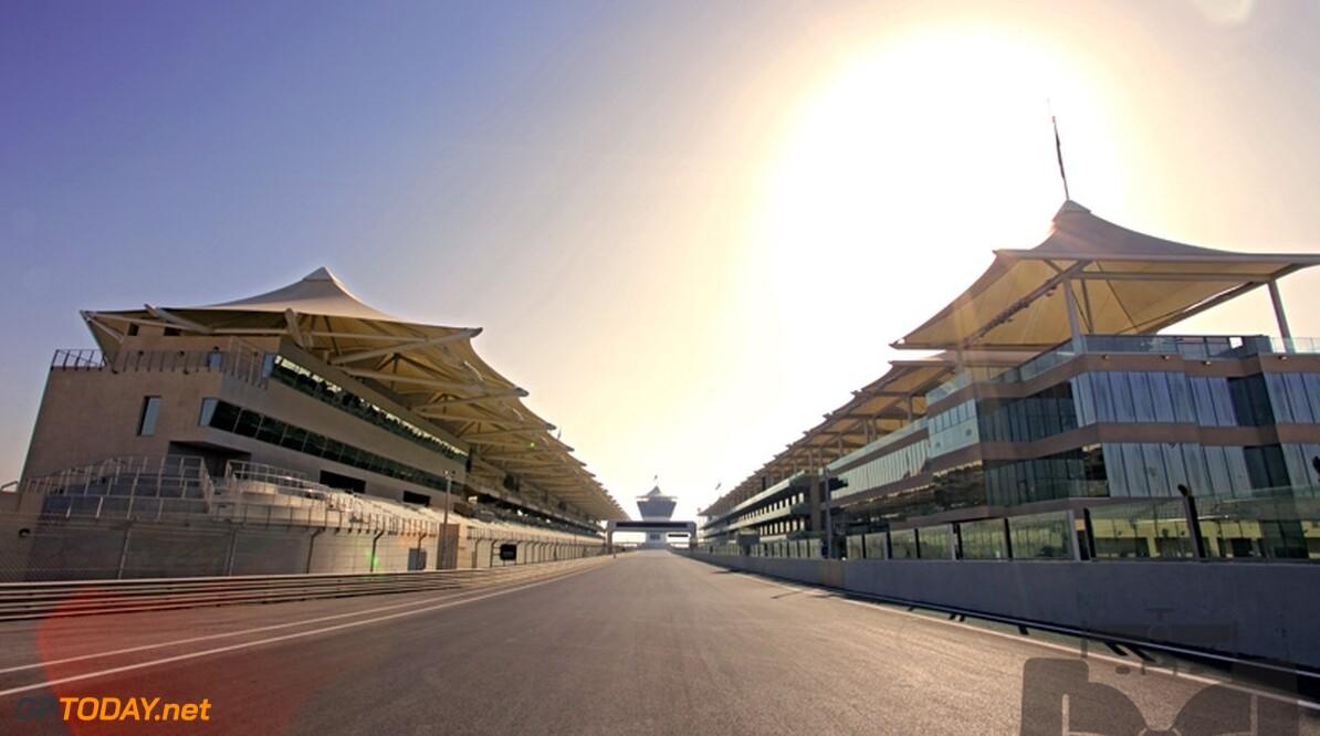 Foto's: Abu Dhabi klaar voor allereerste Grand Prix
