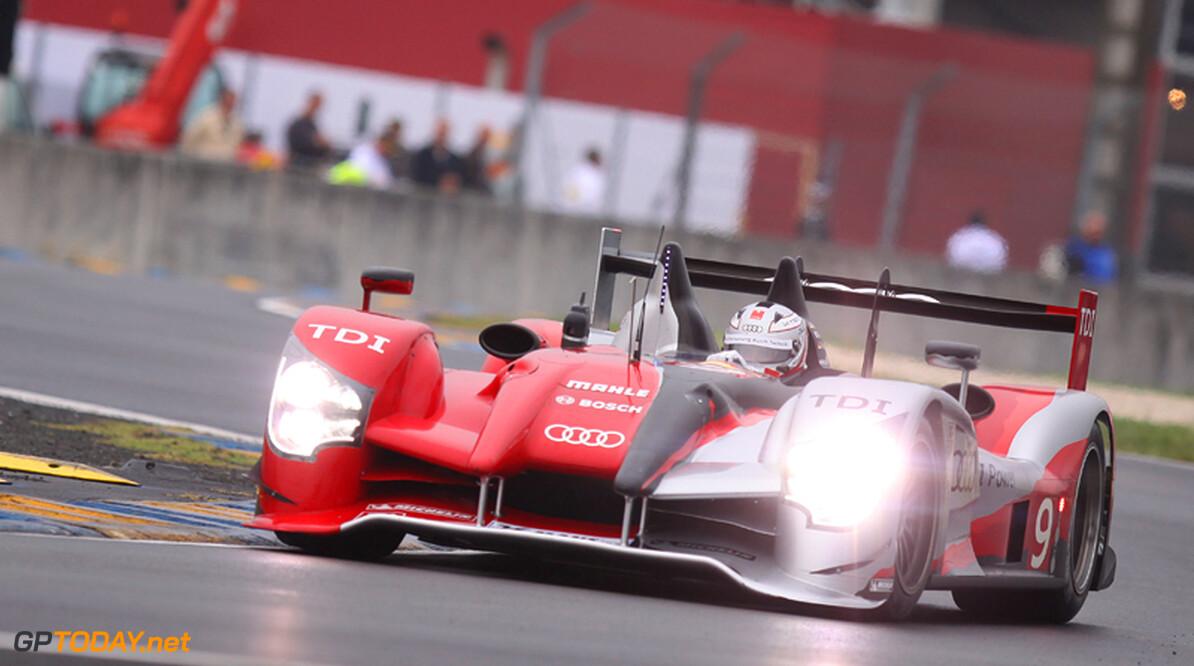 Le Mans Update 6: Nachtelijk drama voor Peugeot, Audi 1-2