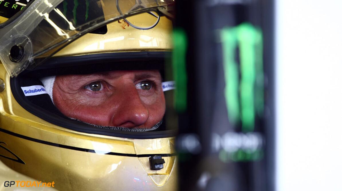 'Michael Schumacher ondergaat stamceltransplantatie in Parijs'