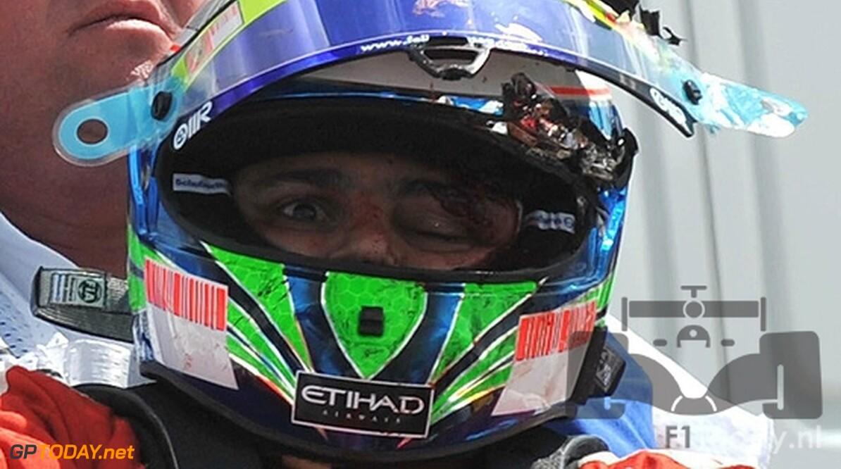 Geslaagde operatie voor Felipe Massa