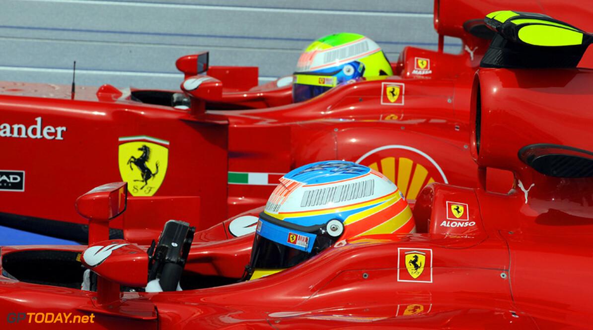"""Ferrari belooft: """"Geen teamorders in eerste seizoenshelft in 2011"""""""