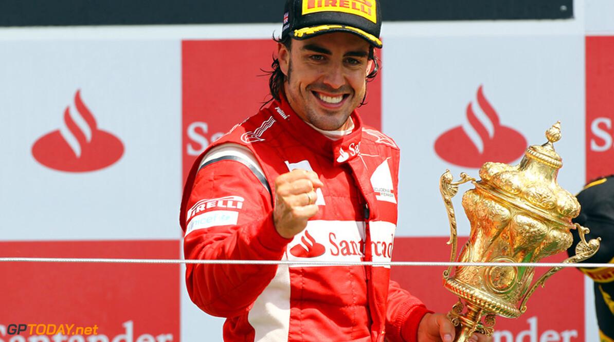 """Alonso: """"Titels liggen voor mij in het verschiet bij Ferrari"""""""