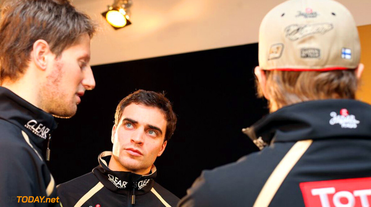 No Friday outing for Lotus' d'Ambrosio at Spa