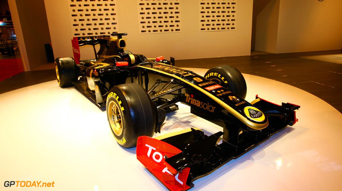 Nigel Mansell aan de slag als ambassadeur voor Group Lotus