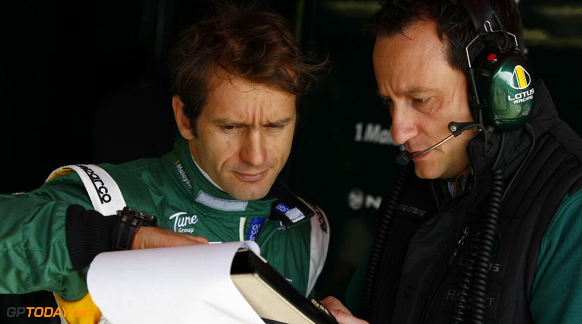 Jarno Trulli denkt na over carrière in de NASCAR of DTM