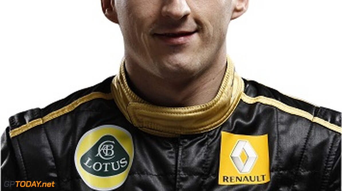 2011 Lotus Renault GP - Driver Portraits Comunitat Valenciana Ricardo Tormo Circuit, Valencia, Spain.  31st January 2011. Robert Kubica, Lotus Renault R31. World Copyright: Andrew Ferraro/LAT Photographic  ref: Digital Image _Q0C2089