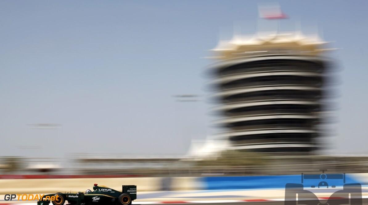 Negatief reisadvies sluit eerste race in Bahrein uit