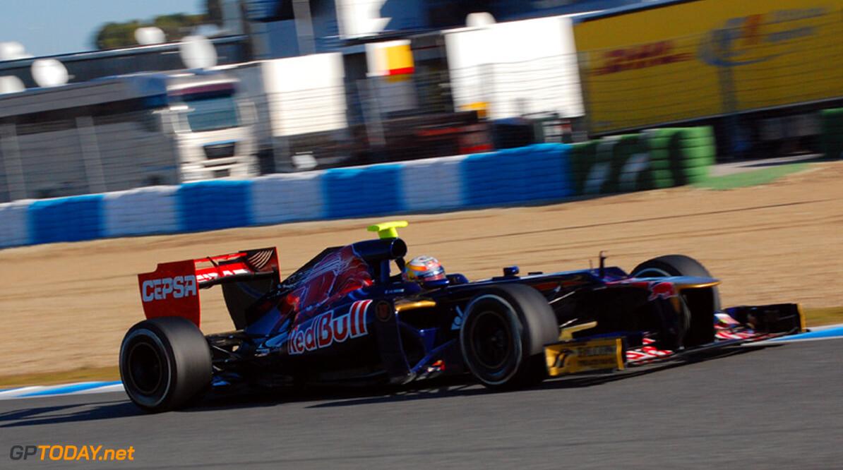 """Vergne opgetogen over potentie Toro Rosso: """"Sterke middenmoter"""""""