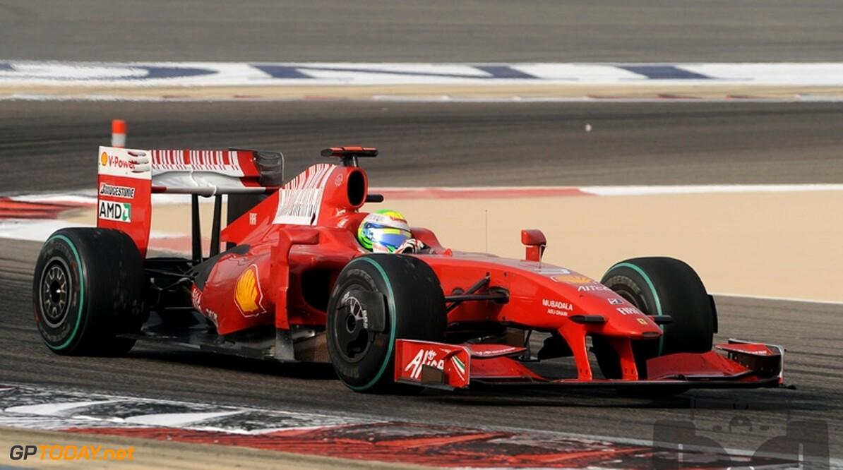 Ferrari rust F60 wel uit met KERS voor Barcelona