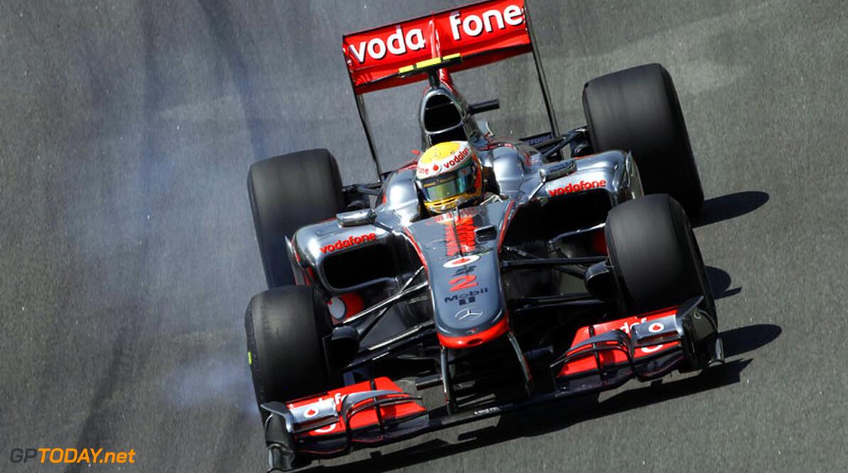 Lewis Hamilton vol vertrouwen dankzij uitstekende vorm