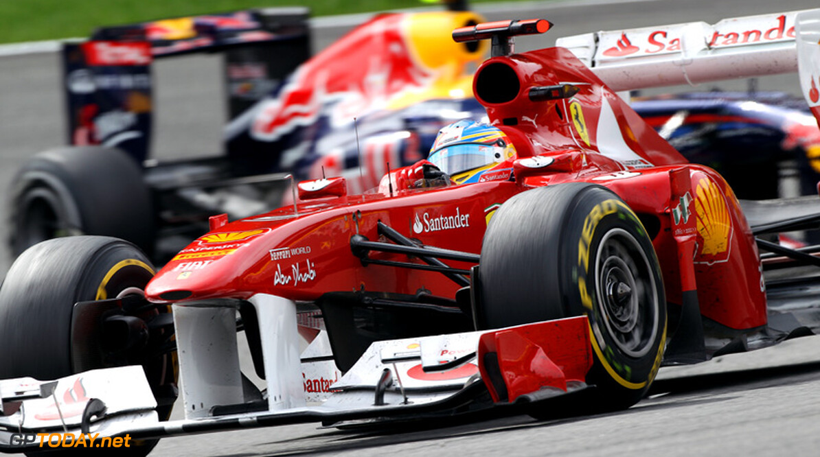 """Alonso: """"Samen met Felipe wil ik Ferrari naar voren brengen"""""""