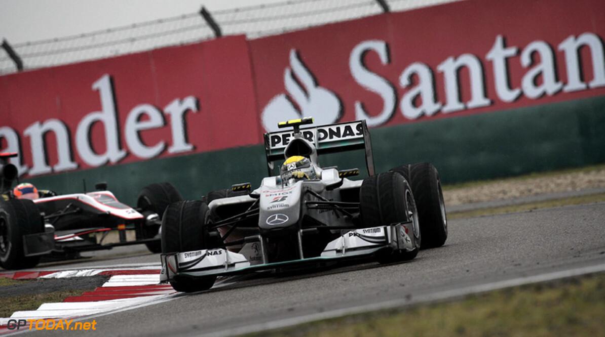 Nico Rosberg verwacht verbetering van Schumacher