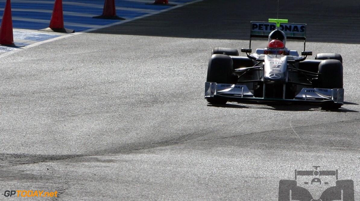 """Schumacher: """"Ik voel me als een kind voor de Kerst"""""""