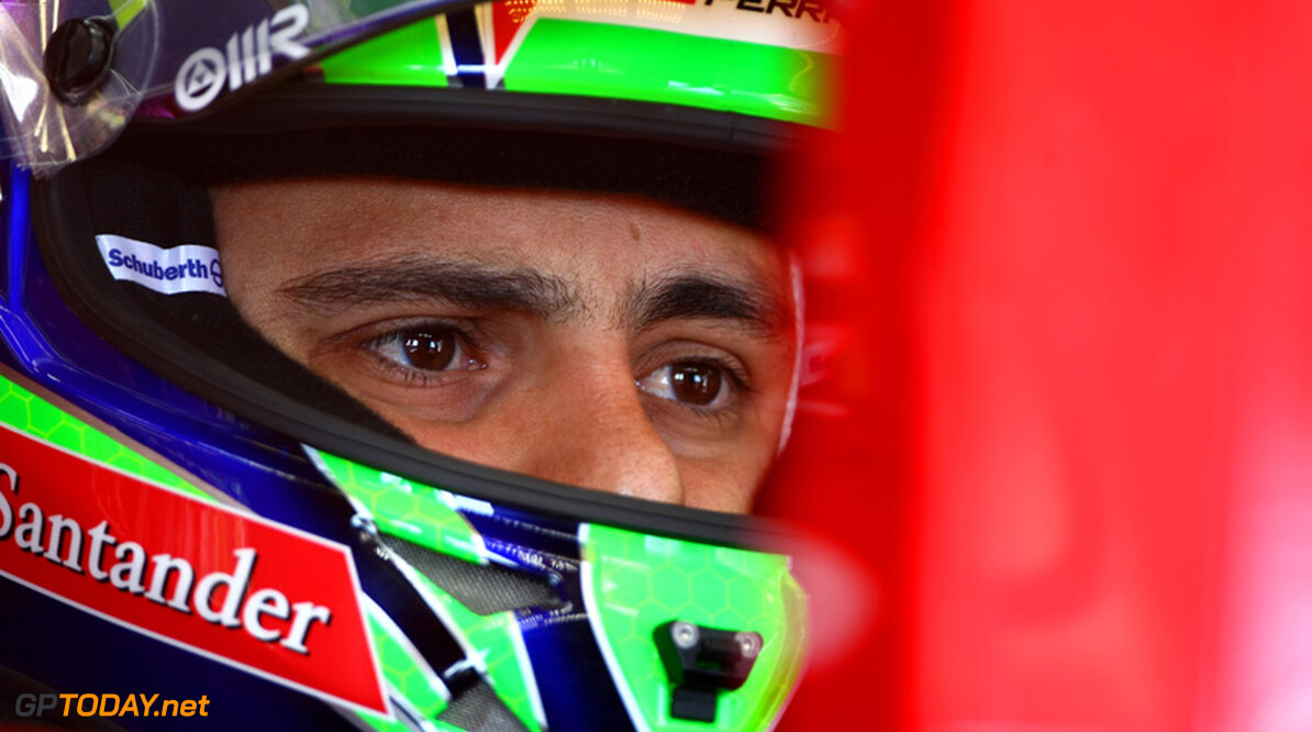 """Massa: """"Hamilton probeert te hard en kan beter kalmeren"""""""