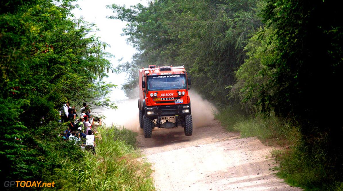DAKAR RALLY ARGENTINA-CHILE 20110102: SS1 Dakar Rally Buenos Aires-Argentina  DAKAR 2011 DAKAR RALLY ARGENTINA-CHILE 2011 (C)WILLYWEYENS BUENOS AIRES ARGENTINA