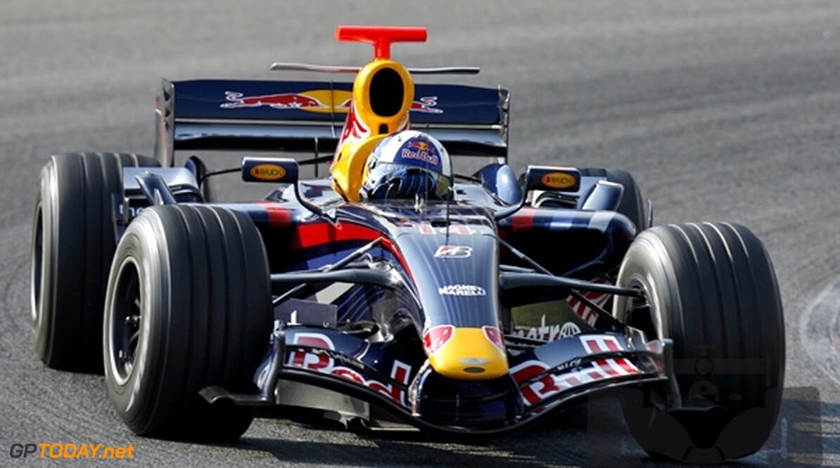 Red Bull Racing wil Williams nog inhalen