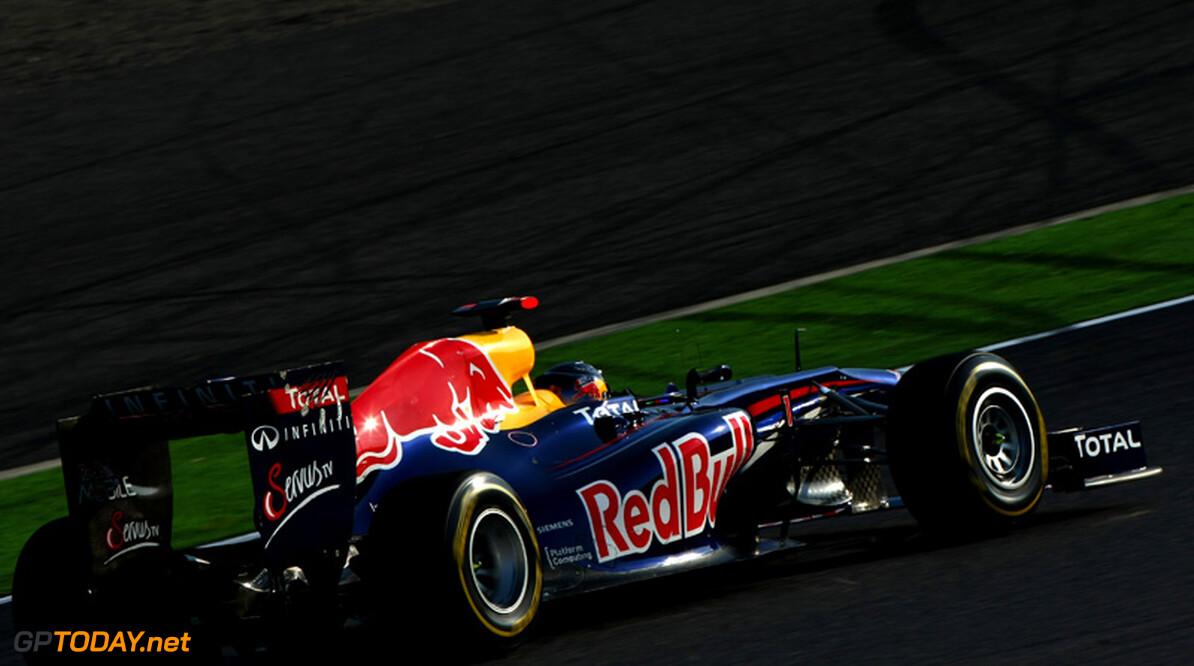 Red Bull Racing waakt voor onderschatting richting 2012