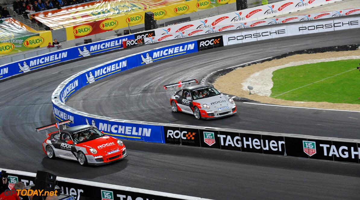 <b>RoC:</b> Tom Kristensen van de partij bij Race of Champions 2011