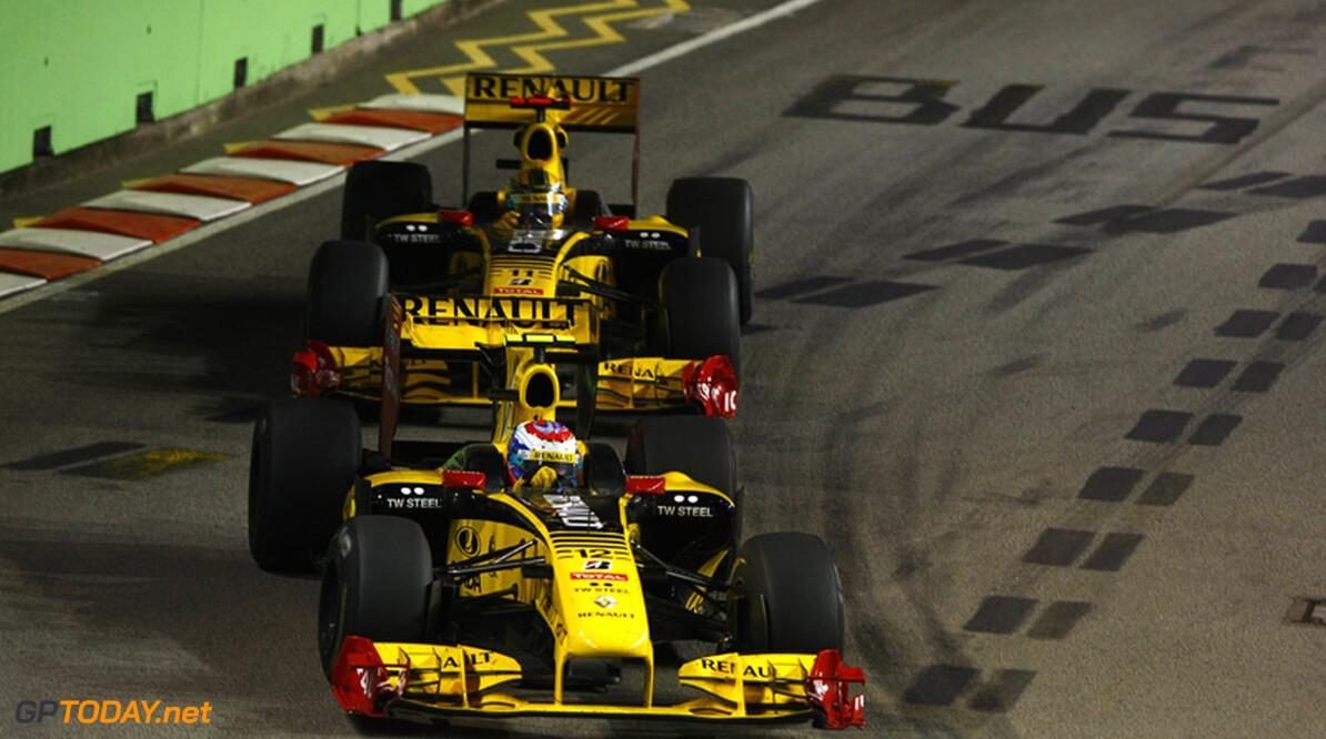 Renault bevestigt Aleshin en D'Ambrosio voor young driver-test